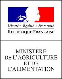 logo ministèere de lagriculture et de lalimentation